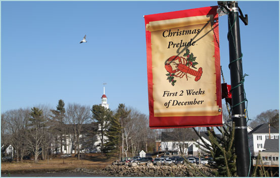 Kennebunkport's Christmas Prelude